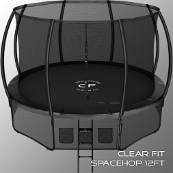 Батут Clear Fit SpaceHop 12 ft